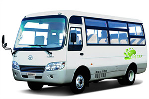 海格KLQ6669客车