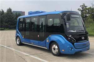 海格清源KLQ6656公交车