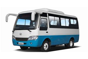 海格小行星KLQ6609公交车