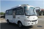 海格KLQ6609E6客车(柴油国六10-19座)