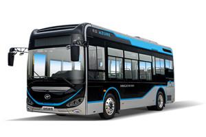 海格蔚蓝A8系列KLQ6816公交车