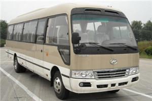 海格KLQ6802公交车