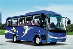 海格KLQ6858客车