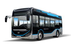 海格蔚蓝A8系列KLQ6856公交车