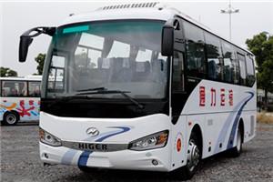 海格海豹KLQ6852客车
