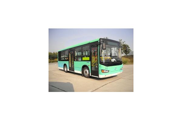 海格KLQ6935GAHEVC5D公交车(天然气/电混动国五10-34座)