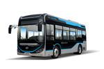 海格KLQ6856GAEVN3A低入口公交车(纯电动14-26座)