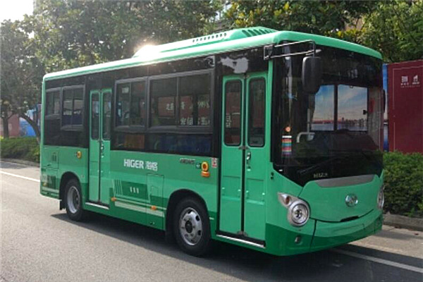 海格KLQ6650GEVN6公交车(纯电动10-17座)
