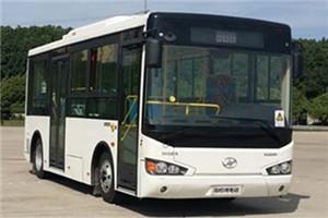 海格KLQ6935公交车
