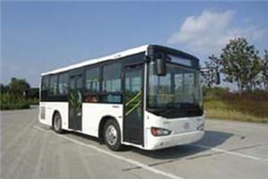 海格KLQ6905公交车