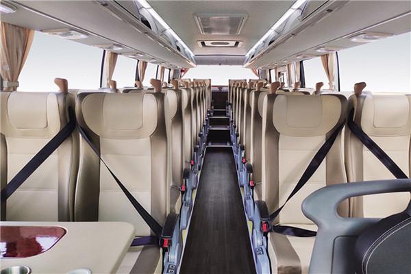 中通LCK6116EV1A1客车(纯电动24-52座)