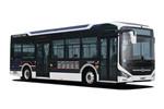 中通LCK6126EVGRB低入口公交车(纯电动21-46座)
