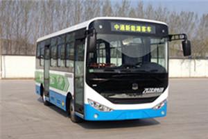 中通LCK6721公交车