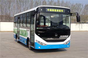 中通LCK6721EVGA公交车(纯电动15-27座)