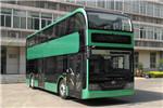 宇通ZK6100BEVGS2双层低入口公交车(纯电动29-60座)