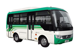 宇通ZK6609公交车