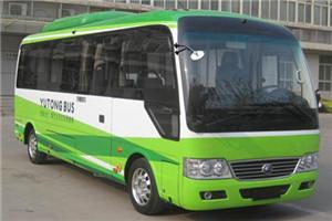 宇通ZK6701公交车