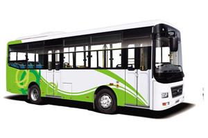 宇通ZK6821公交车