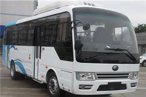 宇通ZK6809公交车