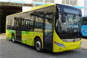 宇通ZK6875公交车