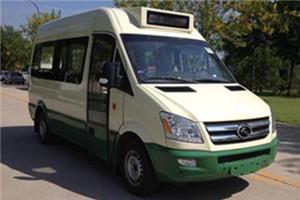 金龙XMQ6603公交车