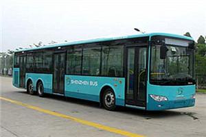 金龙XMQ6141公交车