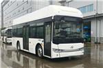 金龙XMQ6850AGFCEV2公交车(氢燃料电池15-30座)