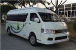 金龙XMQ6610CEBEVL3客车(纯电动10-18座)