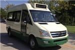 金龙XMQ6603KGBEVL1公交车(纯电动10-15座)