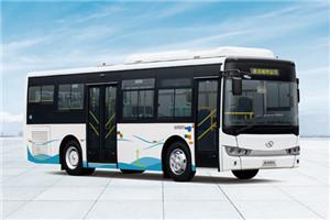 金龙城市之光XMQ6810公交车