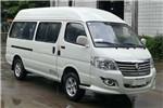 金旅XML6532J16C公交车(汽油国六10-12座)