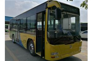 金旅XML6935公交车