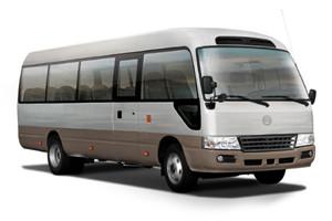 金旅XML6770公交车