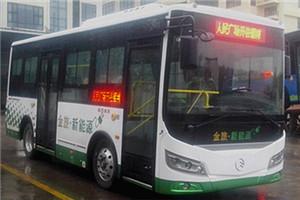 金旅XML6705公交车