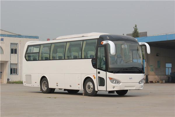 南京金龙NJL6907HEV1客车(柴油/电混动国五24-41座)