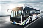 南京金龙NJL6113FCEV1低入口公交车(氢燃料电池19-37座)