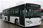 南京金龙NJL6109HEVND插电式公交车(天然气/电混动国五)