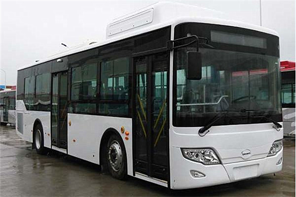 南京金龙NJL6109HEV2公交车(柴油/电混动国五10-35座)