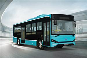 开沃NJL6106公交车