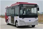 南京金龙NJL6680EV6低入口公交车(纯电动10-16座)