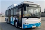 南京金龙NJL6859FCEV7公交车(氢燃料电池14-28座)
