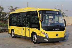 福田欧辉BJ6650公交车