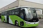福田欧辉BJ6127PHEVCA-1公交车(柴油/电混动国五10-53座)