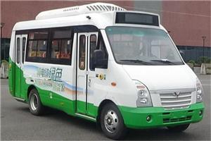 五菱GXA6605公交车