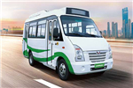 五菱GXA6600BEVG11公交车(纯电动11-15座)