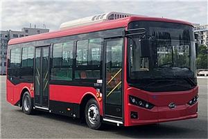 比亚迪BYD6851公交车