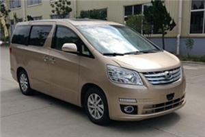 九龙HKL6490客车