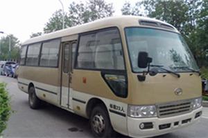 九龙HKL6700客车
