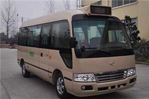 九龙HKL6602公交车