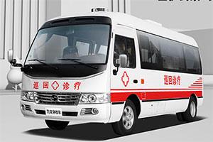 九龙C6系列HKL5043医疗车